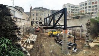 Maçonnerie - Réhabilitation de bâtiments professionnels