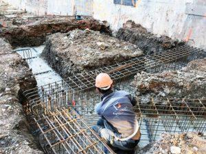 Réhabilitation de bâtiments professionnels